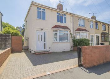 Thumbnail 3 bed end terrace house for sale in Hudds Vale Road, St. George, Bristol