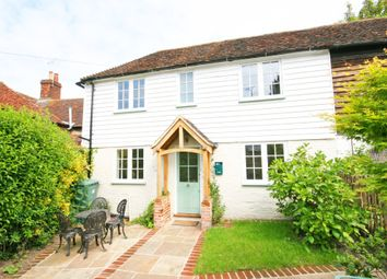 Thumbnail 2 bed cottage to rent in West Street, Faversham