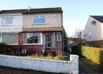Thumbnail 2 bed semi-detached house to rent in Duncrub Drive, Bishopbriggs