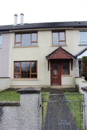 Thumbnail 3 bed terraced house for sale in Greenfield Park, Newry