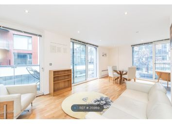 Thumbnail 1 bed flat to rent in Cannon Court, London
