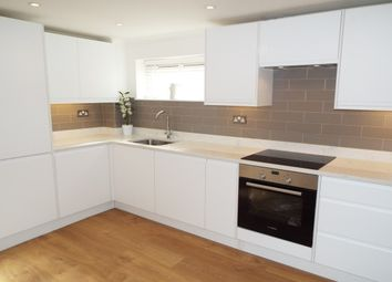 Thumbnail 2 bed flat to rent in Quested Road, Folkestone