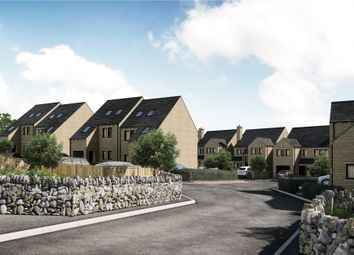 Thumbnail 3 bed town house for sale in The Iris, Mill Moor Road, Meltham, Holmfirth, West Yorkshire