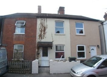 Thumbnail 2 bed terraced house to rent in Danvers Road, Tonbridge