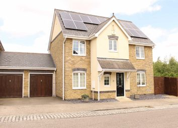 Thumbnail 4 bedroom detached house to rent in Carisbrooke Way, Kingsmead, Milton Keynes