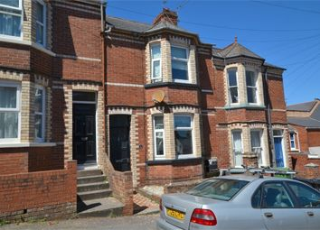 Thumbnail 3 bed terraced house to rent in Monkswell Road, Exeter, Devon