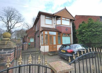 Thumbnail 3 bed detached house for sale in Old Clough Lane, Walkden, Manchester