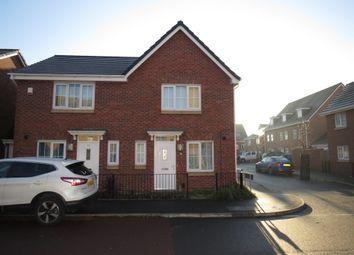 Thumbnail 3 bedroom semi-detached house for sale in Shustoke Road, Shard End, Birmingham