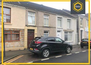 Thumbnail 3 bedroom terraced house to rent in St Teilo Street, Pontarddulais, Swansea