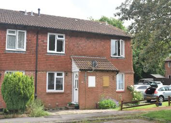 Thumbnail 2 bed terraced house to rent in Monkswood Crescent, Tadley, Hampshire