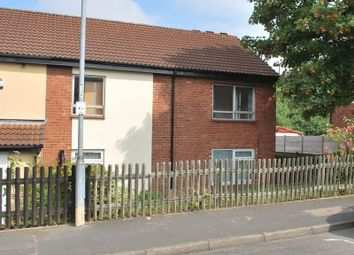 Thumbnail 1 bed flat to rent in Wedgewood Crescent, Ketley, Telford
