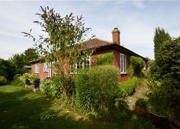 Thumbnail Detached bungalow for sale in 92A Milton Road, Sutton Courtenay, Abingdon, Oxfordshire