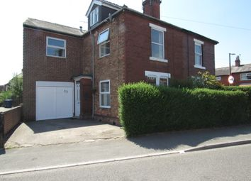 Thumbnail 3 bed semi-detached house for sale in Draycott Road, Sawley, Sawley