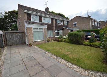 Thumbnail 3 bed semi-detached house for sale in Armthorpe Drive, Little Sutton, Ellesmere Port