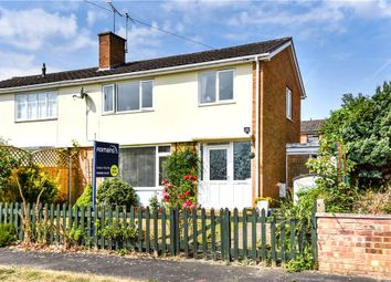 Thumbnail 3 bedroom semi-detached house for sale in South Meadow, Crowthorne, Berkshire
