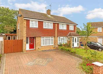 Thumbnail 3 bedroom semi-detached house for sale in Redhill Road, Hitchin, Hertfordshire