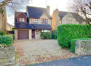 Thumbnail 4 bed detached house for sale in Four Acres View, Chesterton Lane, Cirencester