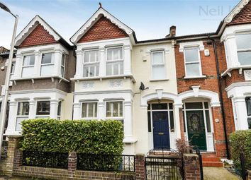 Thumbnail 3 bed terraced house for sale in Pelham Road, South Woodford, London