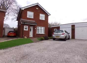 Thumbnail 3 bed detached house for sale in Chapel Mews, Whitby, Ellesmere Port, Cheshire