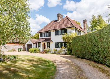 Thumbnail 5 bed detached house to rent in High Pine Close, Weybridge