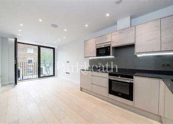 Thumbnail 2 bedroom flat to rent in Leighton Road, Kentish Town, London