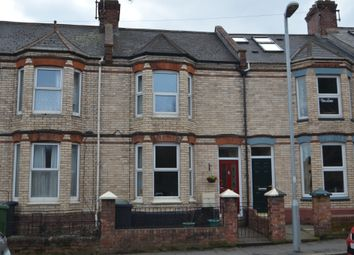 Thumbnail 3 bed terraced house for sale in Okehampton Road, St. Thomas, Exeter