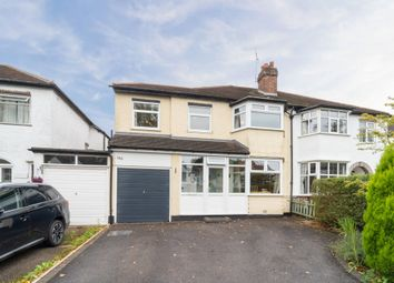 Cropthorne Road, Shirley, Solihull B90. 5 bed semi-detached house