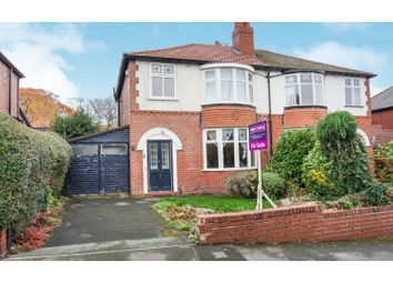 Thumbnail 3 bed semi-detached house for sale in Limefield Road, Bolton