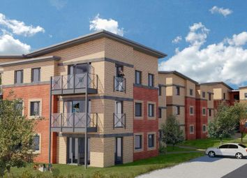 Thumbnail 2 bed flat for sale in Telford Close, Aylesbury