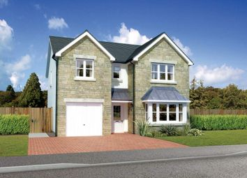 "Thumbnail 4 bed detached house for sale in ""Hampsfield"" at Main Street, Symington, Kilmarnock"