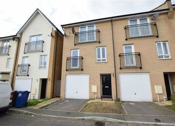 Thumbnail 4 bed end terrace house for sale in Schoolfield Way, Grays, Essex