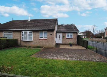Thumbnail 2 bed semi-detached bungalow to rent in Bexhill Square, South Beach Estate, Blyth