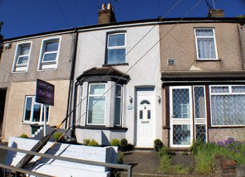 Thumbnail 2 bed terraced house for sale in Green Street Green Road, Dartford