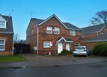 Thumbnail 3 bed semi-detached house to rent in Manor Close, The Grove, Consett