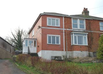 Thumbnail 1 bed flat for sale in Happaway Road, Torquay