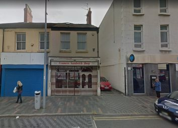 Thumbnail 2 bed flat to rent in High Street, Rhyl