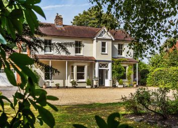 Thumbnail 6 bed detached house for sale in Chertsey Road, Windlesham