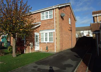 Thumbnail 2 bedroom semi-detached house for sale in Deacon Close, Swanwick, Alfreton