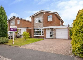 Thumbnail 4 bed detached house for sale in Delamere Drive, Mansfield