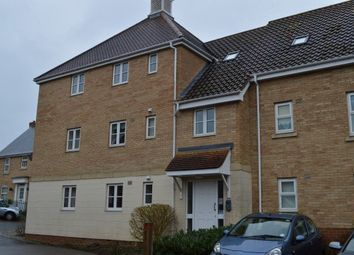 Thumbnail 2 bedroom flat to rent in Mawkin Close, Norwich