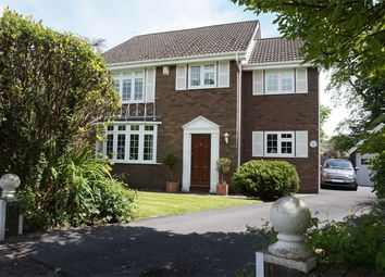 Thumbnail 5 bed detached house for sale in Northlands Park, Bishopston, Swansea