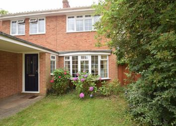 Thumbnail 3 bed semi-detached house to rent in Woburn Close, Caversham Heights, Reading