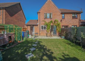 Thumbnail 3 bed semi-detached house to rent in Beveren Close, Fleet, Hampshire