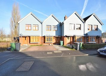 Thumbnail 2 bed terraced house for sale in Whitmore Way, Horley, Surrey