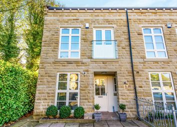 Thumbnail 4 bedroom town house for sale in The Park, Kirkburton, Huddersfield
