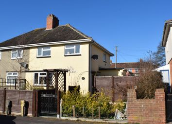 Thumbnail 3 bed semi-detached house for sale in Queens Road, Bridgwater