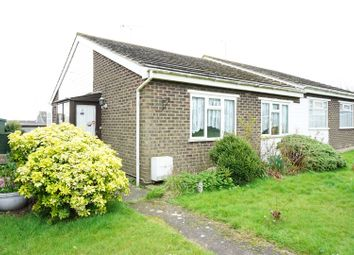Thumbnail 2 bed semi-detached bungalow for sale in Pelham Close, Harwich