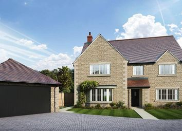 "Thumbnail 5 bed detached house for sale in ""Foxley House"" at Willow Bank Road, Alderton, Tewkesbury"