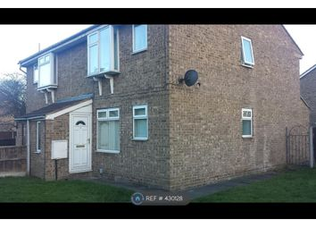 Thumbnail 1 bed flat to rent in Silcoates Park, Wakefield