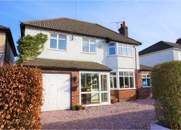 Thumbnail 4 bed detached house for sale in Highfield Road, Cheadle Hulme